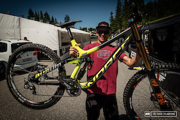 Blenki's Norco Bike Check - World Cup DH, Lenzerheide