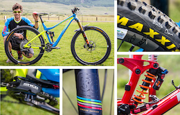 Tech Photos From the Pits: Crested Butte EWS