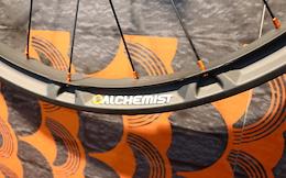 First Look: Alchemist's Radical Carbon Wheels - Eurobike 2015