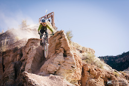 Photo Epic: Crunch Time - Red Bull Rampage 2015