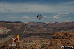 Pinkbike Poll: Who Had the Best Finals Run at Red Bull Rampage 2015?