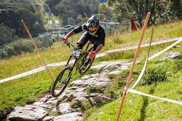 Australian Nationals, Thredbo - DH Practice