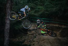Rotating in Rotorua: Whip Off World Championships, Crankworx Rotorua 2016 - Photo Epic