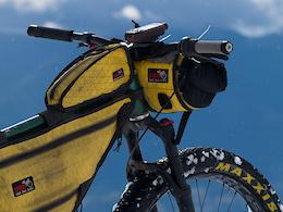 Bike Bag Dude Bikepacking Bags - Review