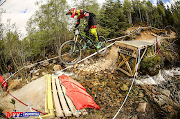 British Downhill Series 2016, Round Two, Fort William - Race Report
