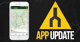 Trailforks App Summer Update