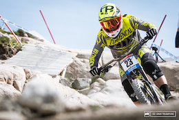Dusty Old Bones: Qualifying - Fort William DH World Cup 2016