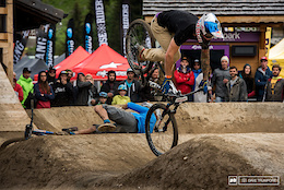 Pump Track Challenge, Crankworx Les Gets 2016 - Video