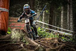 Danny Hart Secures First ever World Cup Victory in Lenzerheide