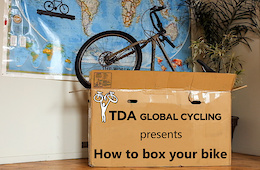 How to box your bike