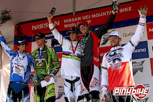 Syndidate's Peat 3rd, Rennie 6th as Hill wins Mt.St. Anne World Cup DH