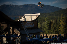 Red Bull Joyride: Crankworx Whistler 2016 - Results