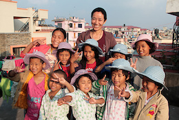 Helping an Orphanage in Kathmandu, Nepal with Vive La Vie