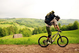 Riding a Nearly Untouched Ridge on Two Wheels: A Story of a Lifelong Bike Adventure