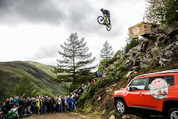 Red Bull Hardline Preview 2016 - Video