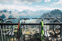 A Different Side to One of the Most Expensive Ski Resorts in the World: Riding in St. Moritz