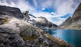 Into the Labyrinth: A Mountain Biking Expedition in the Fjords of Norway