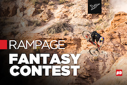 YT Industries - Red Bull Rampage Fantasy Contest Winner