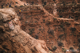 Kyle Strait's POV - Red Bull Rampage 2016