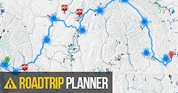 Trailforks Tutorial: Road Trip Planner