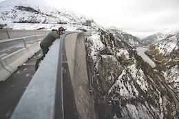 How Did Fabio Wibmer Ride That Dam Wall?