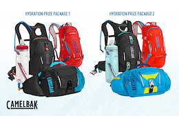 Win a CamelBak Hydration Prize Package - Pinkbike's Advent Calendar Giveaway