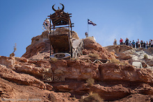 Design the Oakley Icon Sender for the Red Bull Rampage