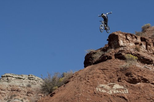 the thrill of mountain bike riding essay