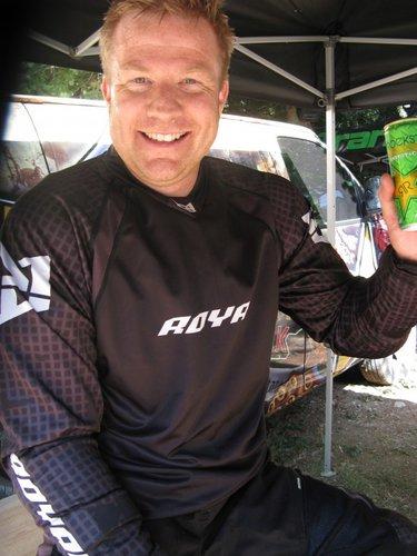 Boone Dog Bikes Jason Moon in the Rockstar Energy Hotseat