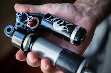 Prototype FOX DH Shock - 2013 World Champs