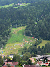 Schladming World Cup 2006-Training