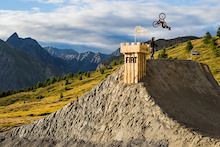 Video: First Ever Double Backflip on a DH bike