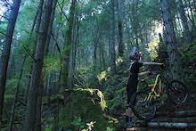 Video: Ride The Line   Intro