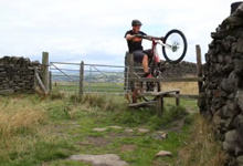 MUST WATCH: Chris Akrigg, Trial Trails