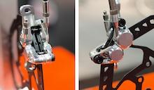 BOX Components原型後變速器及煞車 - Interbike 2013