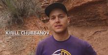 "Rampage Rookie: Kirill ""Benderoni"" Churbanov"