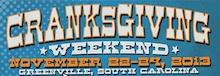 Cranksgiving Weekend
