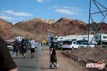 Day 2 of the 2006 Outdoor Demo at Bootleg Canyon