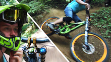 Video: Freeriding at Vedder Mtn in Chilliwack