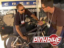 Cane Creek Interbike 2006 Video