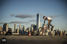 Riding NYC - Trialbiking in the city that never sleeps