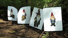 Video: On the Hunt for the Elusive Trail Gnomes