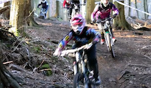 Video: All the Girls 661 Mini Downhill
