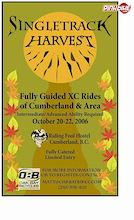 The Singletrack Harvest-Cumberland B.C. October 20-22nd 2006