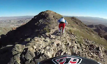 Helmet Cam: Aaron Gwin and Mike Day at Bootleg Canyon