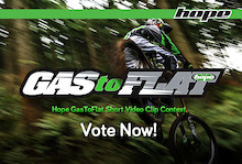Last Day! Vote for Your Favourite Gas To Flat Edit Now