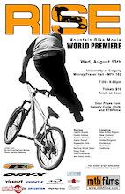 RISE Premiere - TONIGHT!
