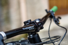 Thomson Carbon All Mountain Handlebar - Review