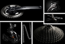 First Look: 2015 Shimano XTR – Eleven Speed Cassette - Choose Your Drivetrain