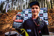 Sławek Łukasik Wins The Diverse Downhill Contest In Wisła
